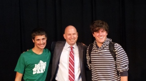 Governor Markell and Presidents